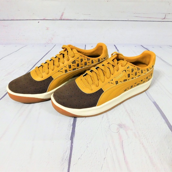 official photos 017c9 c660a Men's Puma GV Special Lux Leather, Brown/Tan